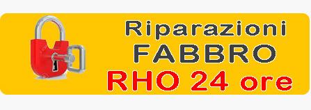 Riparazioni Fabbro Rho